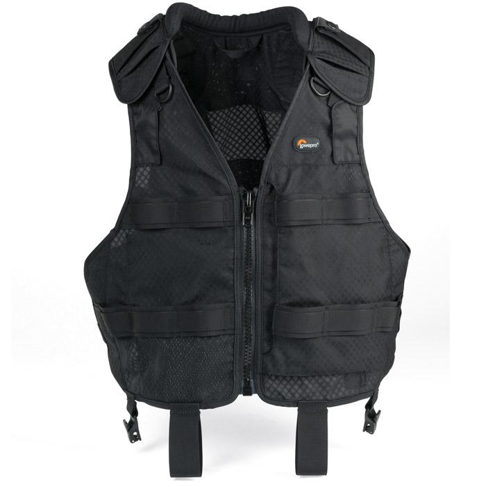 SF_TechVest_Alone lowepro s&f deluxe belt & vest kit (s m l xl)  at nearapp.co