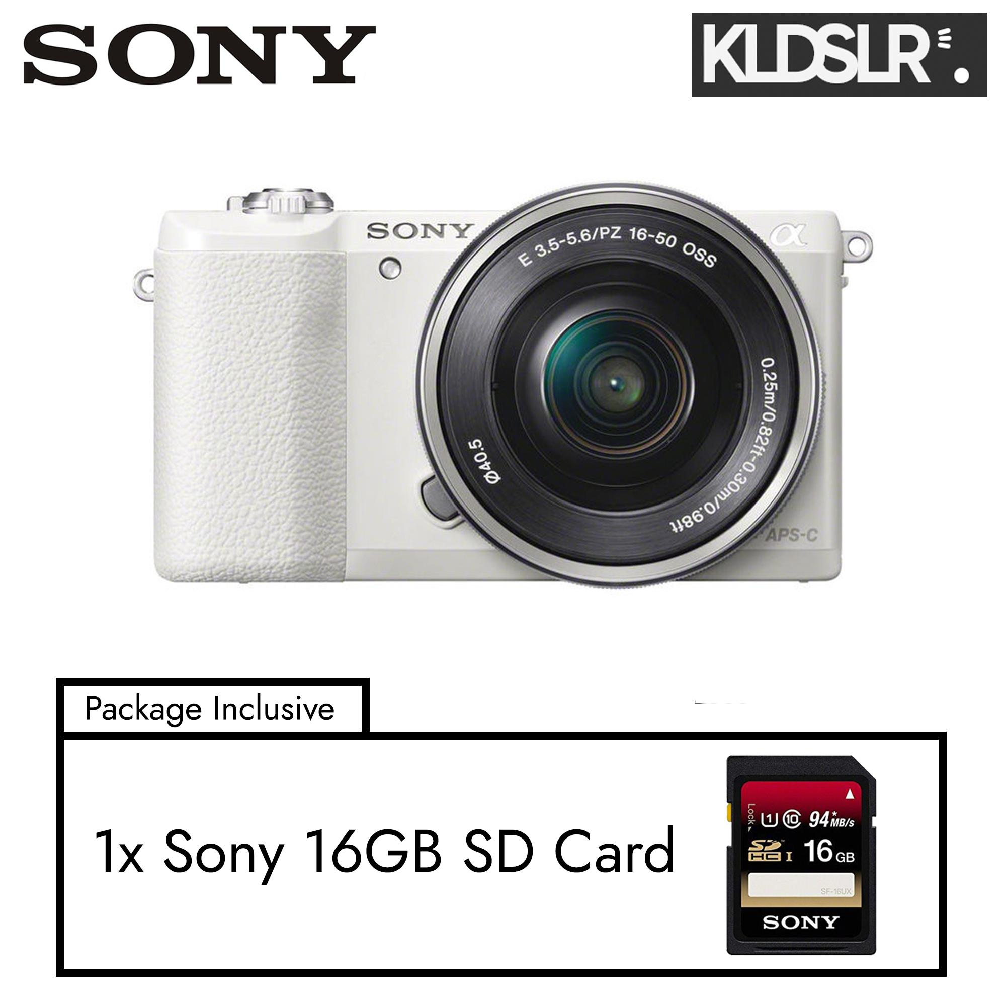 Jual Fujifilm X T100 Body Only Instax Mini 8 Free Sdhc 16gb Black Kit Xc15 45mm F 35 56 Ois Pz Pwp Xf 50mm 2 Sony Alpha A5100 Mirrorless Digital Camera With 16 Lens White
