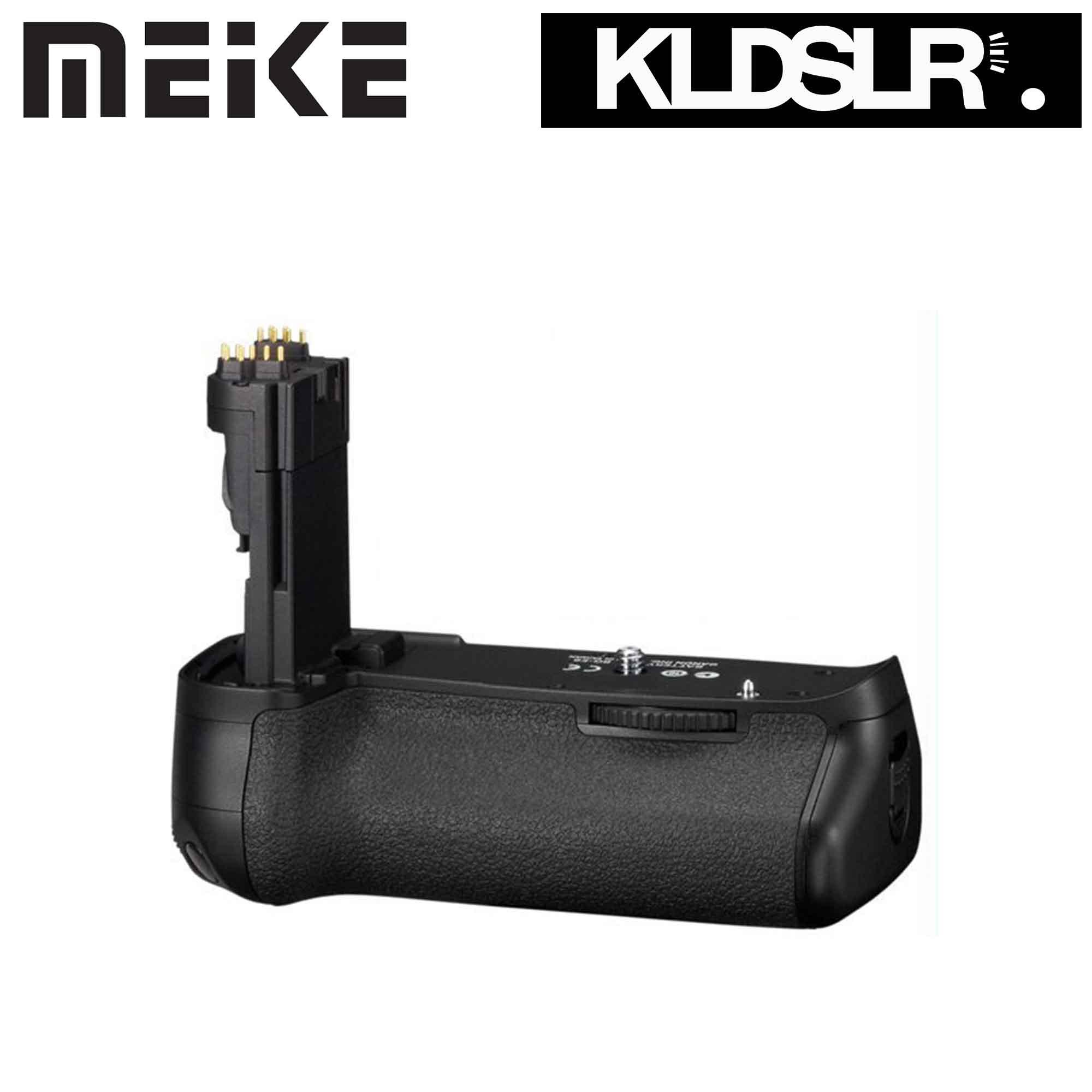 Meike Battery Grip For Canon Eos 1100d Rebel T3 Lp E10 Camera
