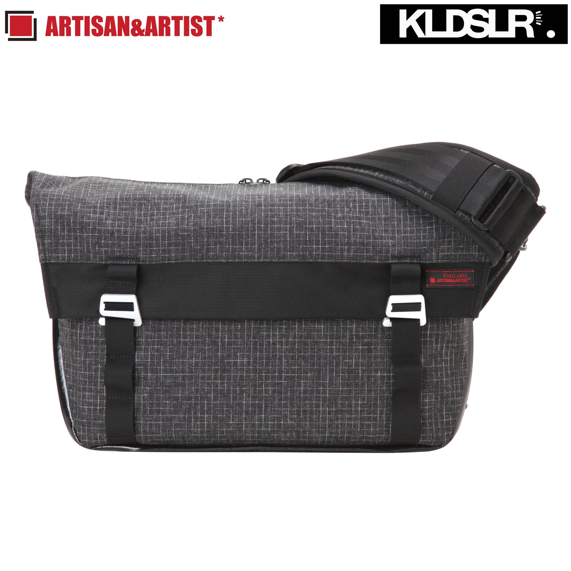 Artisan Artist Messenger Bag Rdb Mg100 Grey Lowepro Dashpoint Avc 40 Ii Black